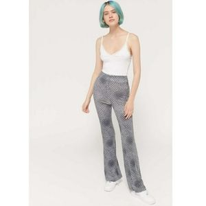Urban outfitters High Rise Flare Pants